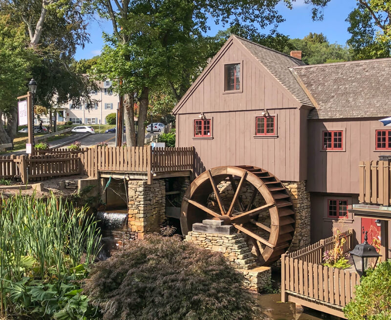 Plimoth Grist Mill at Jenney Pond