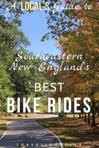 Experience the best of Southeastern New England on your bike. Scenic #biketrails through #CapeCod #RhodeIsland, and Southeastern Massachusetts.