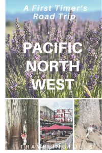 Family road trip through the Pacific Northwest. What worked and what didn't for this multigenerational trip.