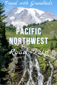 A first timer's visit to Washington and Oregon in the Pacific Northwest.